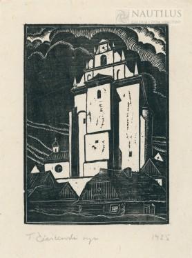Fara w Kazimierzu nad Wisłą, 1925