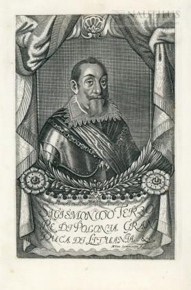 Zygmunt III Waza, 1672