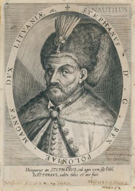 Stefan Batory, XVI wiek