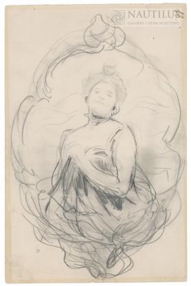 Portret kobiety, ok. 1890