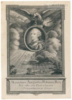 Stanisław August Poniatowski, 1765