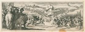 Sceny bitewne II, XVII w., ok. 1630