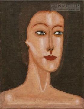 Portret kobiety, 1976