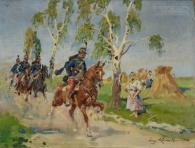 Huzarzy, 1922