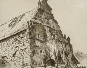 Spichlerz Ulanowskich w Kazimierzu nad Wisłą, 1918 - 1919
