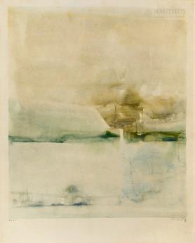 Kompozycja (1710), 1986