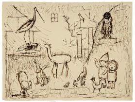 Dziecinne Zoo, ok. 1929