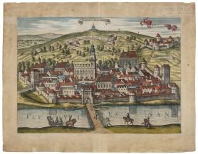 [Przemyśl] Premislia Celebris Russiae Civitas, 1617