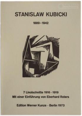 Teka 7 linorytów z lat 1916-1919, 1973