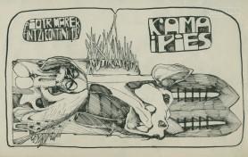 Kama i pies, 1968
