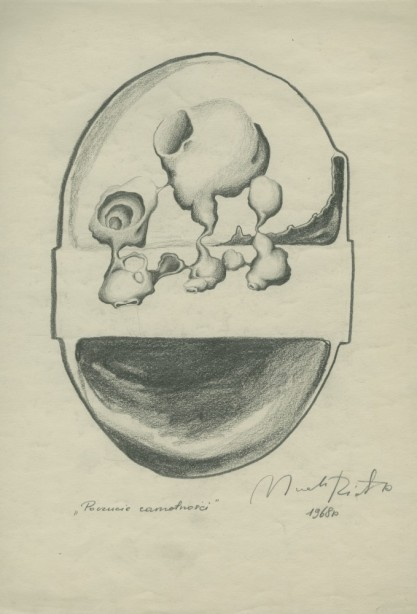 Van Fiut, Hegar, Poczucie samotności 1968