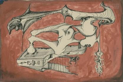 Van Fiut, Hegar, Dziwna muzyka I
