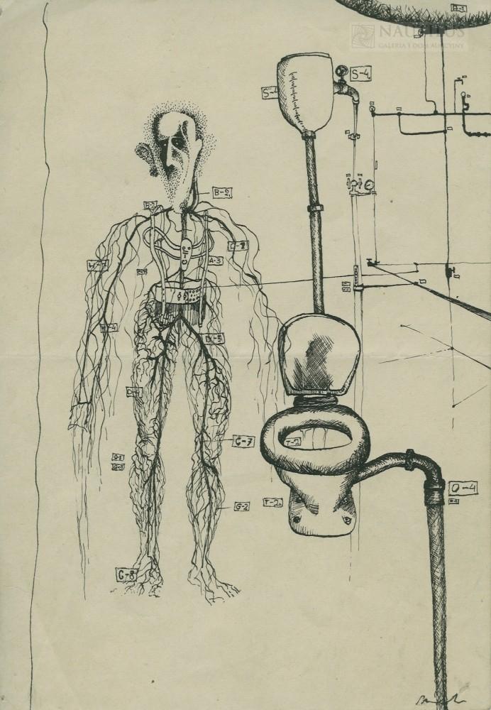 Układ nerwowy przy toalecie