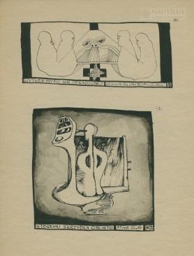 Wytwór myśli niesprawdzonej; Któremy skrzydła obcięto, 1968