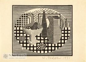 Martwa natura, 1951