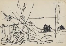 Sieci rybackie nad Bałtykiem, 1969