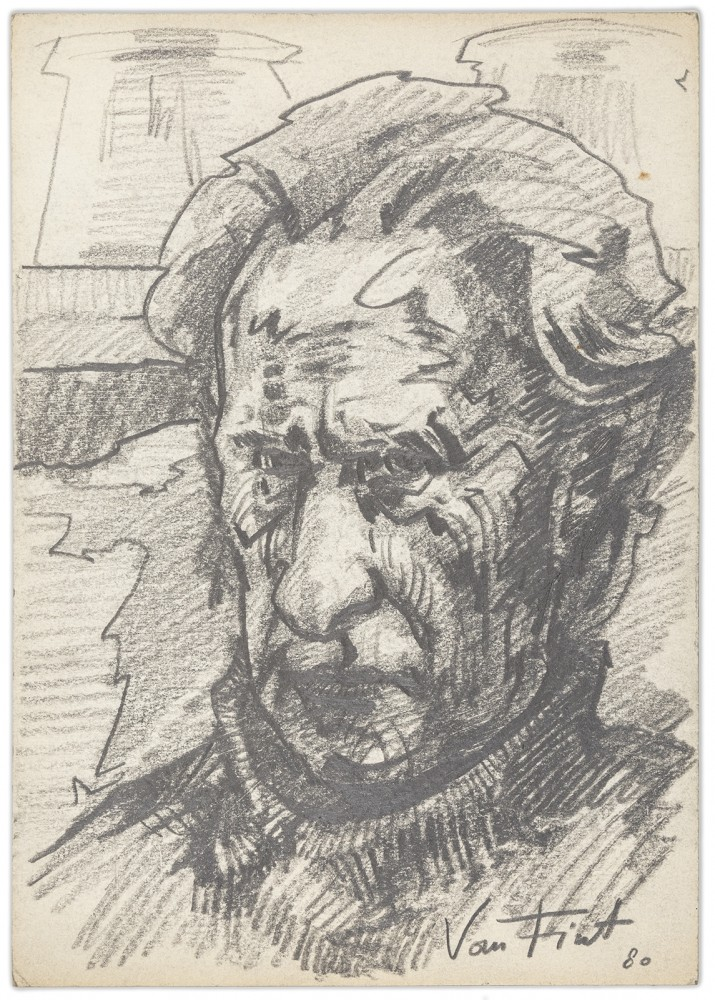 Portret ojca - Józefa Marka