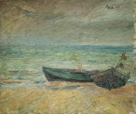 Łodzie (Jurata), 1949