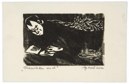 Jerzy Bandura, Fleurs du mal