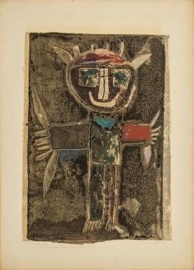 Groteskowy demon, 1958