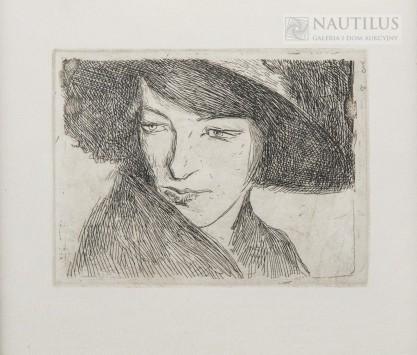 Alfons Karpiński, Portret Jane