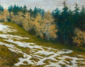 Pejzaż (Przedwiośnie), 1979