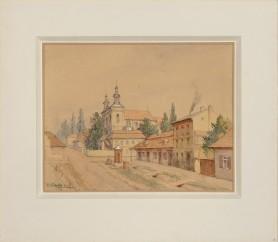 Kleparz, 1949