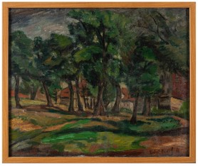 Dworski park, 1933