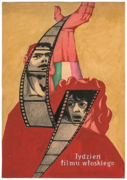 Rita Walter- Łomnicka, Tydzień filmu włoskiego