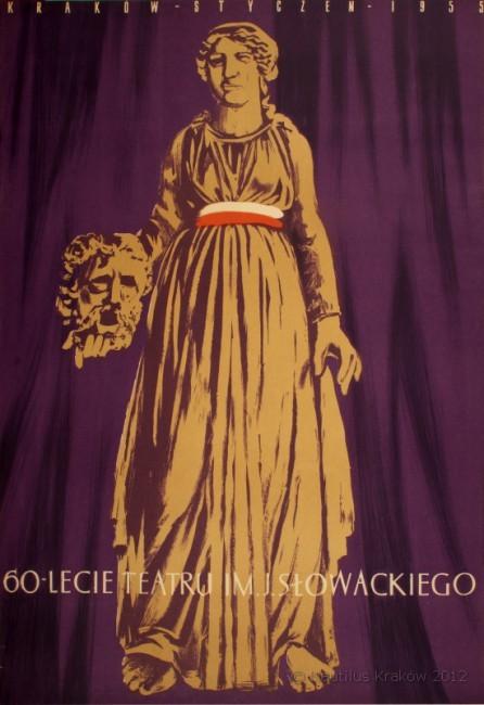 60-lecie Teatru im. Juliusza Słowackiego w Krakowie