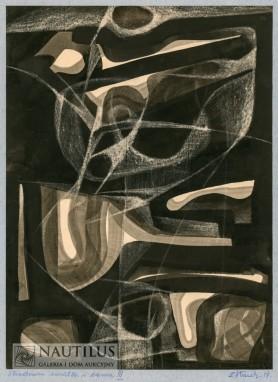 Studium światła i cieni III, 1957