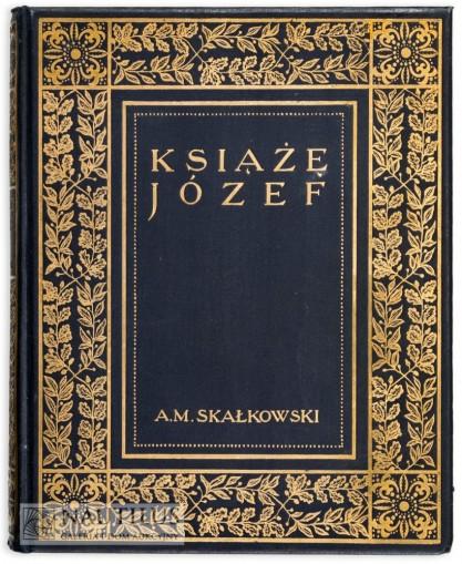 Adam Skałkowski, Książę Józef