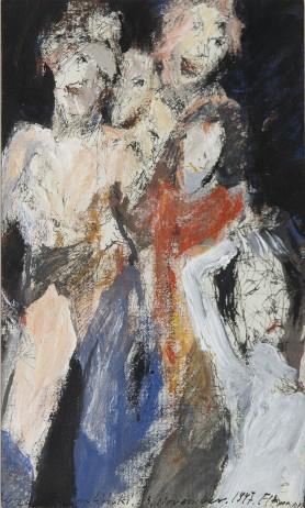 Kompozycja figuralna, 1997