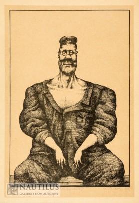 Chory Fachowiec, 1974
