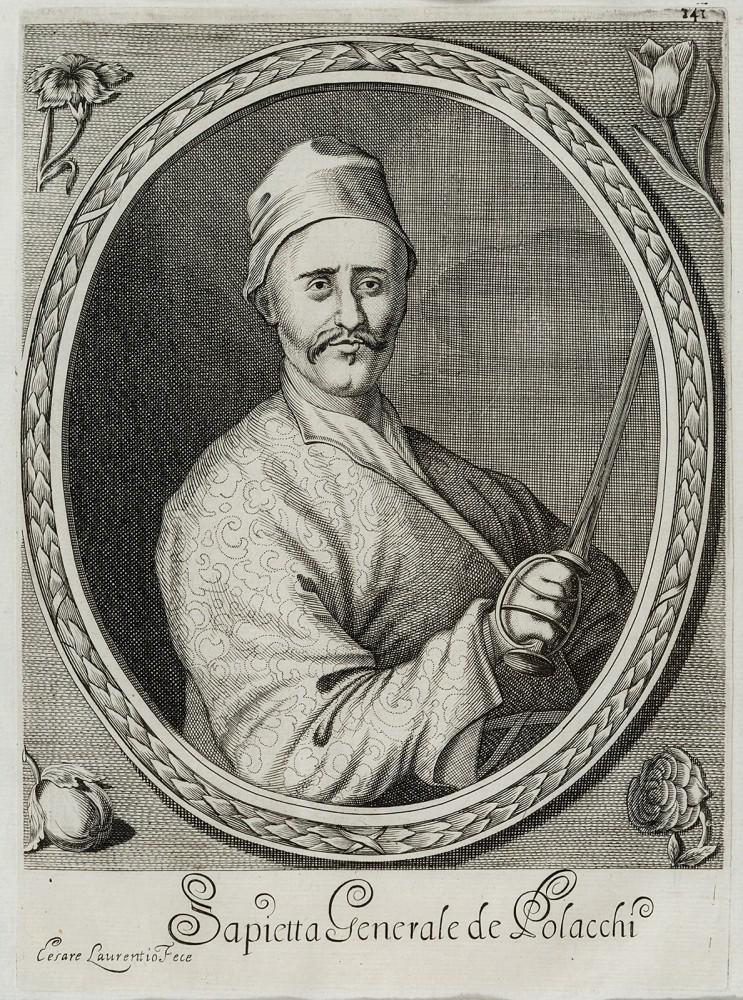 Portret Pawła Jana Sapiehy
