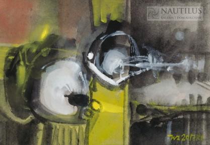 Zbigniew Ważydrąg, Abstrakcja II
