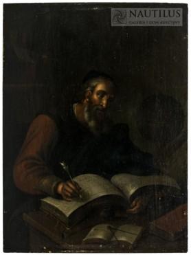 Portret Galileusza, XVIII w.