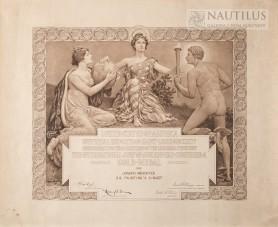 Dyplom Wystawy Powszechnej w Saint Louis, 1904