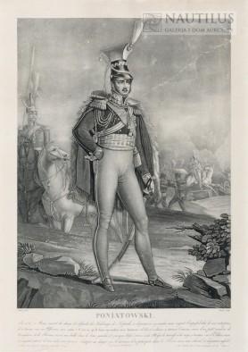 Poniatowski [Ks. Józef Poniatowski], 1819