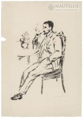 Portret Jerzego Karszniewicza, 1930