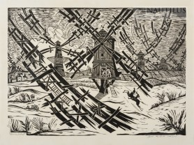 Don Kichot szalony , 1961
