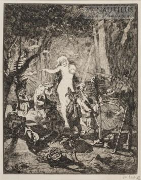 L'orchestre bizarre [Dziwaczna orkiestra], 1904