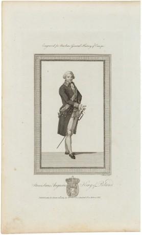 Stanislaus Augustus King of Poland, 1789