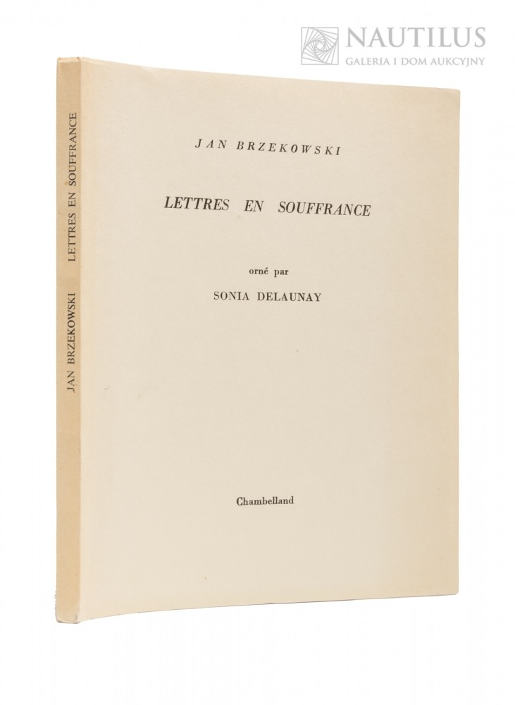 Lettres en Souffrance, orne par Sonia Delaunay