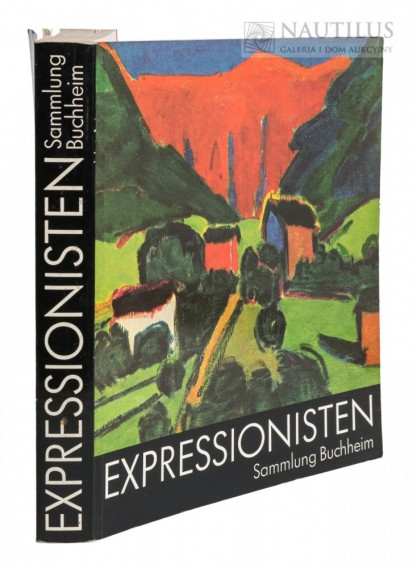 Herbert, Expressionisten: Sammlung Buchheim, 19. Mai bis 27. Juni 1982