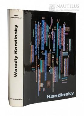 [Kandinsky Wassily] Kandinsky sa vie, son oeuvre, 1958