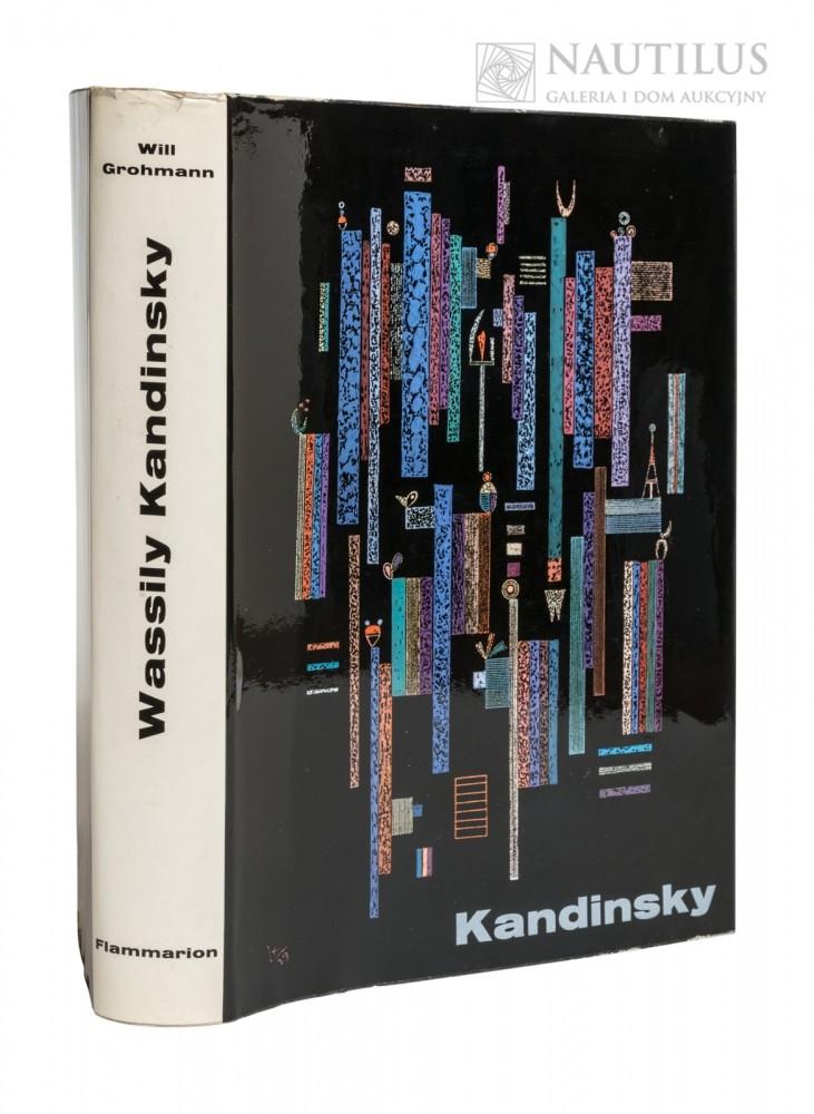[Kandinsky Wassily] Kandinsky sa vie, son oeuvre