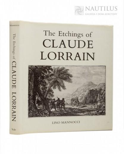 Claude Lorrain, The etching of Claude Lorrain