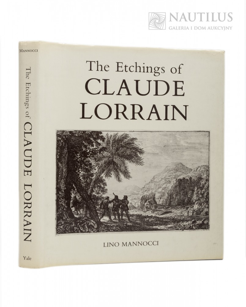 The etching of Claude Lorrain