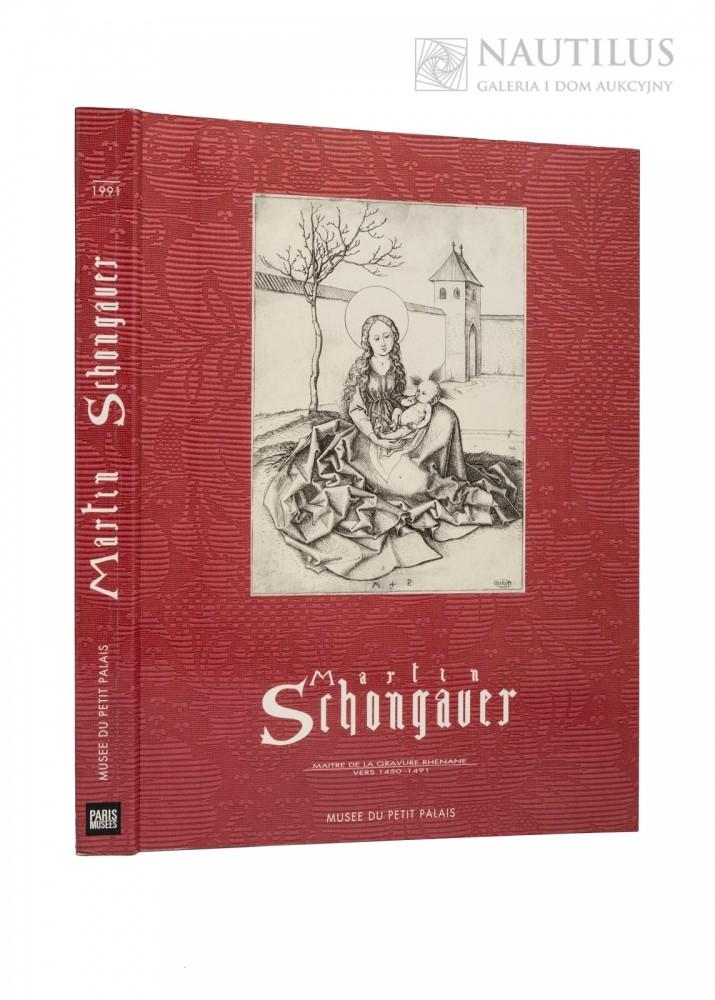 Martin Schongauer. Maitre de la Gravure Rhenane vers 1450-1491
